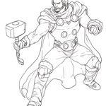 Avengers - Thor - animated GIF slide by theCHAMBA