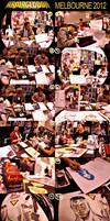 Photos from ARMAGEDDON EXPO Melbourne 2012