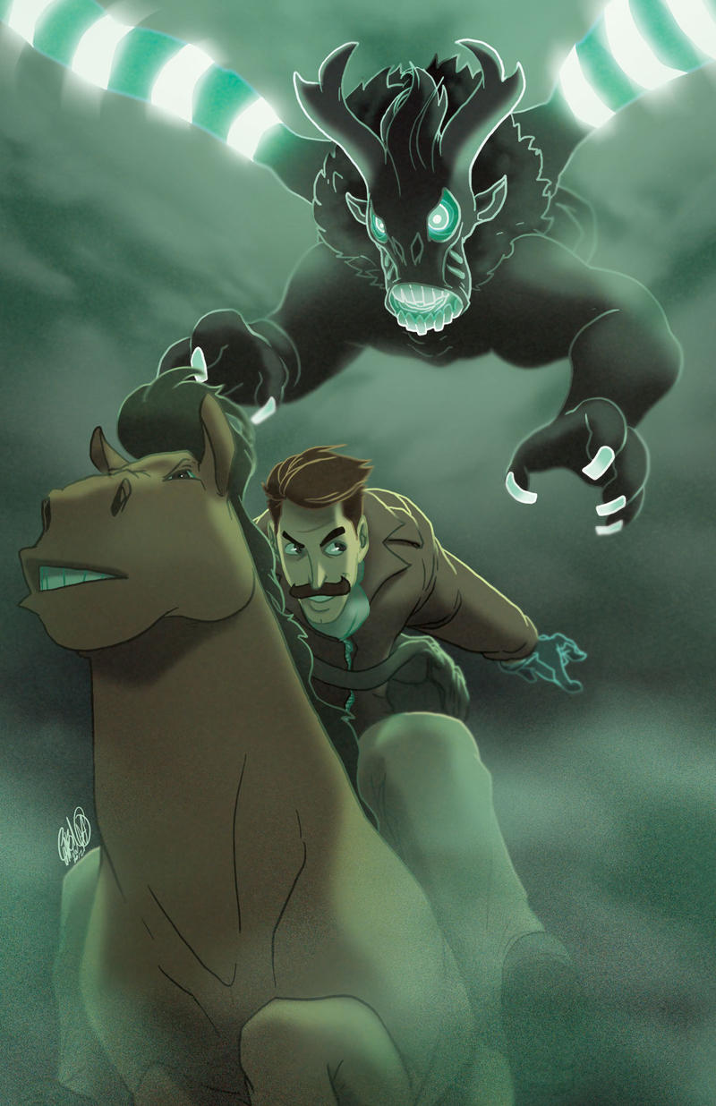 Sebastian Hawks - Creature Hunter by theCHAMBA