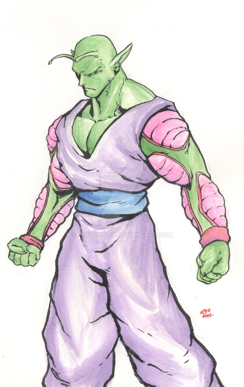 the Namekian by theCHAMBA