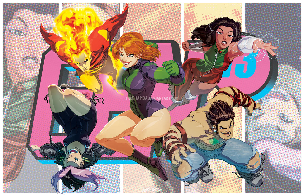 Gen 13 by theCHAMBA