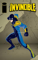 IMAGE re-imagined - Invincible by theCHAMBA