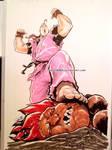 Saikyo-ryuu's Victory