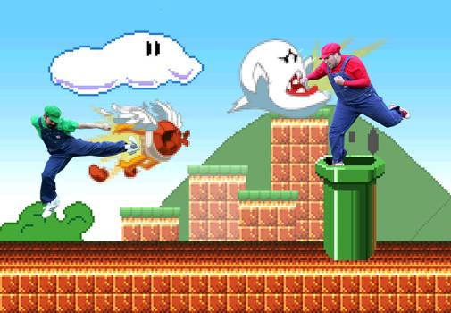 Wii OWN D'S guys