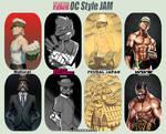 Skratchjams OC style JAM - Chamba