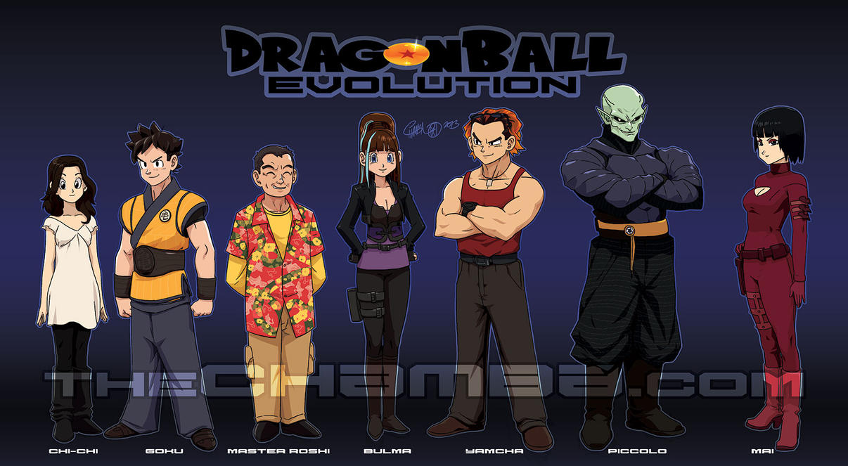 Dragonball Evolution By Thechamba On Deviantart