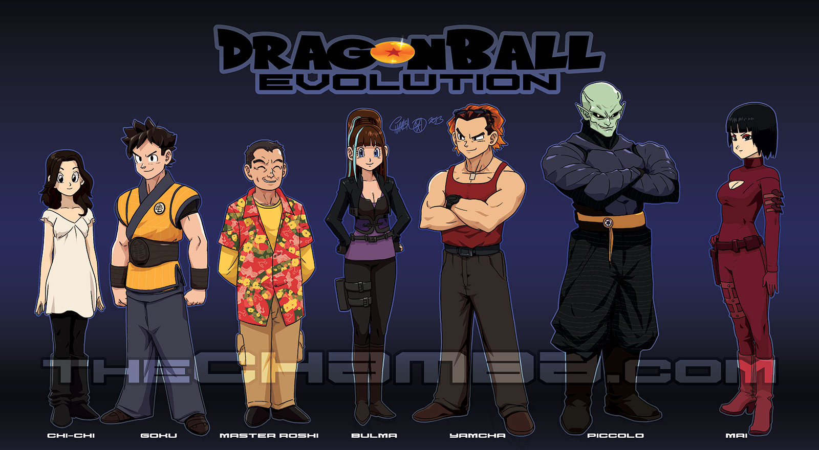 Dragonball Evolution By Thechamba On Deviantart