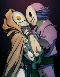 Mask to Mask by theCHAMBA