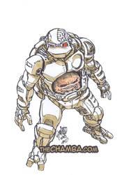 Turtle Foe by theCHAMBA