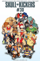 SkullKickers 30 - Tavern Tales through Time