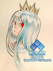 EVO 2014 - 11 - Shiro by theCHAMBA