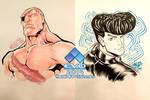EVO 2014 - 12 - Sagat + Josuke Higashikata