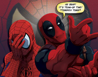 Marvel Team up