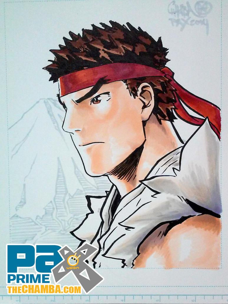 PAX2014 - Ryu by theCHAMBA