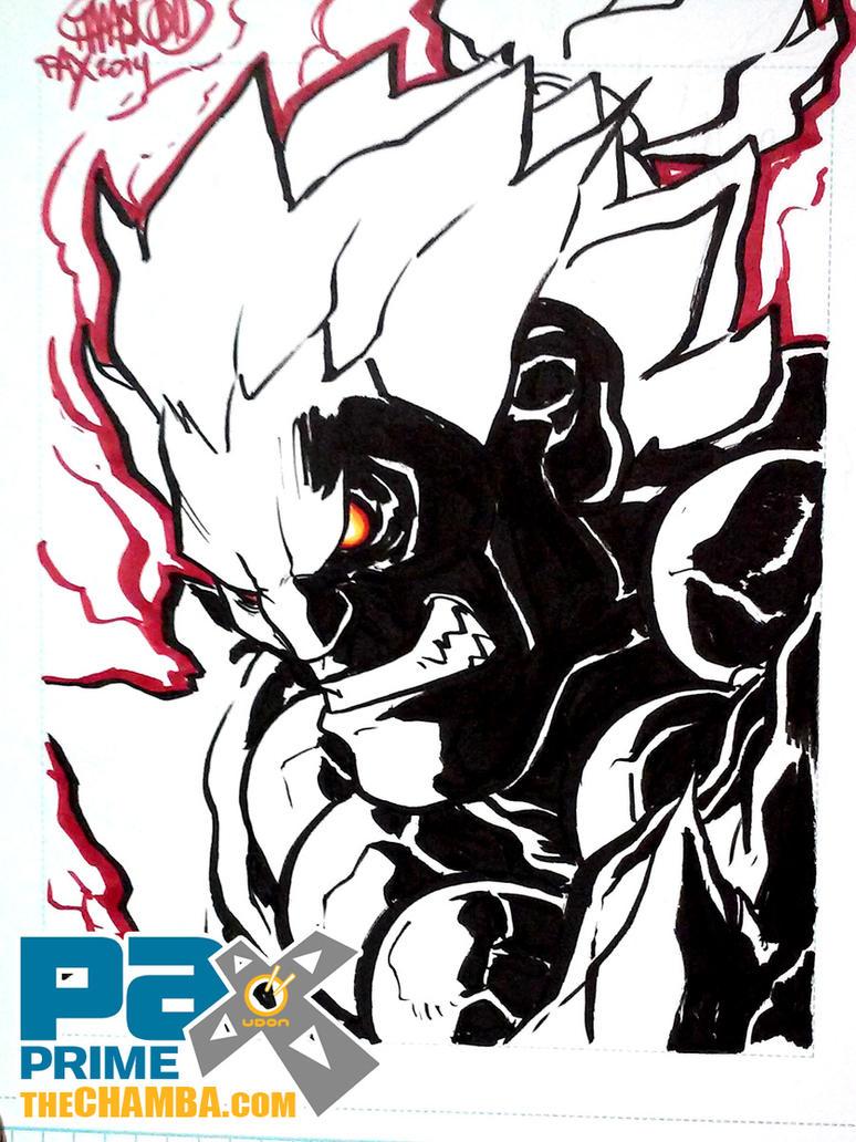 PAX2014 - Akuma of Street Fighter by theCHAMBA