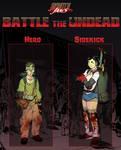 SJ - Battle the Undead - part.1