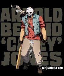 Arnold Bernid 'Casey' Jones by theCHAMBA
