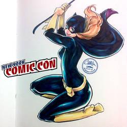 Nycc-08- Batgirl