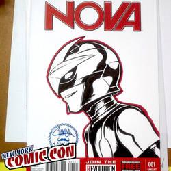 Nycc-20 - Marvel's NOVA