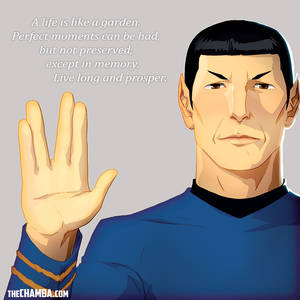 Rest in Peace Nimoy
