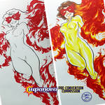 Supanova PreCon Commish - Firestar