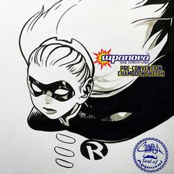 Supanova PreCon ChamBOOK - Robin