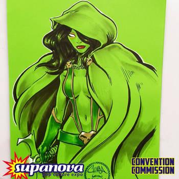 SupanovaMelb2015 - Gamora