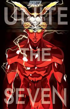 Skratchjams - Unite The Seven - the Flash