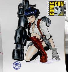 SDCC2015 - Lady by theCHAMBA