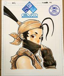 EVO2015 - Ibuki by theCHAMBA