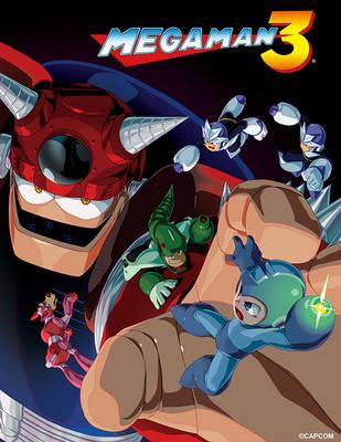Legacy Collection - Mega Man 3