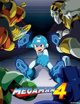 Legacy Collection - Mega Man 4