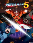 Legacy Collection - Mega Man 5