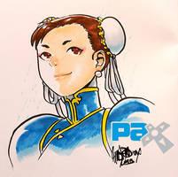 PAX 2015 - 05 - Chun li 1 by theCHAMBA