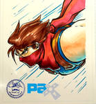 PAX 2015 - 20 - Strider Hiryu