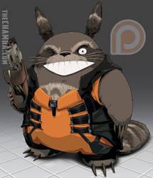 ChambaPatreonMashUps - TotoROCKET by theCHAMBA