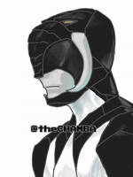005 - Black Ranger by theCHAMBA