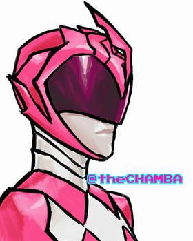 024 - Pink Ranger