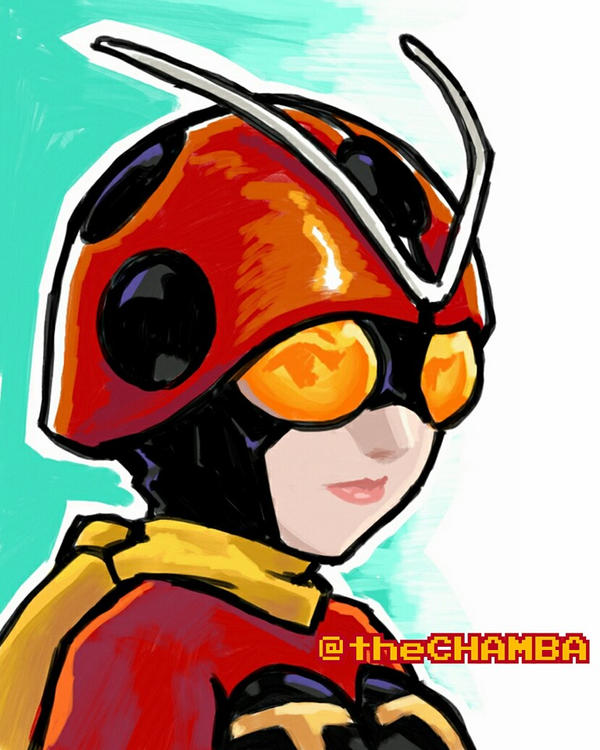 035 - Electro Wave Human Tackle by theCHAMBA