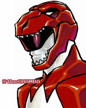 036 - Red Ranger