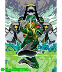 Go Green Ranger!