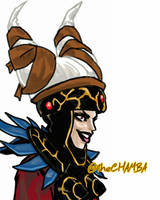 039 - Rita Repulsa by theCHAMBA
