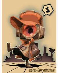 Bebop-Bot by theCHAMBA