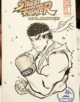 MEFCC - Ryu by theCHAMBA