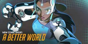 Symmetra - A Better World by theCHAMBA