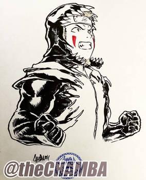 AX - Kiba X Venom