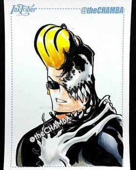 Inktober 2016 - 23 - Johnny