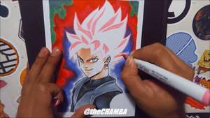 Super Saiyan Rose + Video link