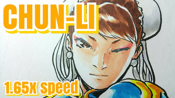 Chun-li Video Link by theCHAMBA