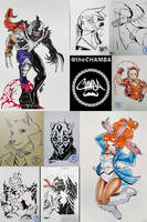 AMCExpo 2016 - Commission Compilation by theCHAMBA